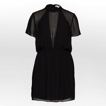 "Kleid ""Mock Neck"" von BCBGeneration"