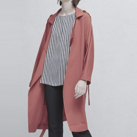 Trenchcoat ´Strawberry ´von Mango